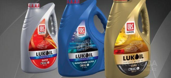 Масло от фирмы Лукойл: моторное и трансмиссионное